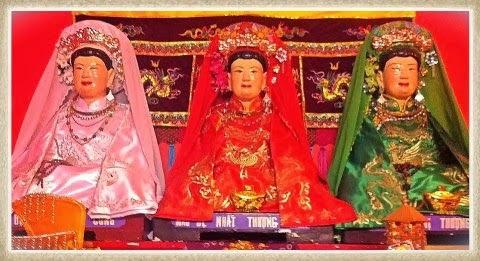 Ba dạng thức thờ mẫu của người Việt (PGS.TS. Ngô Đức Thịnh)