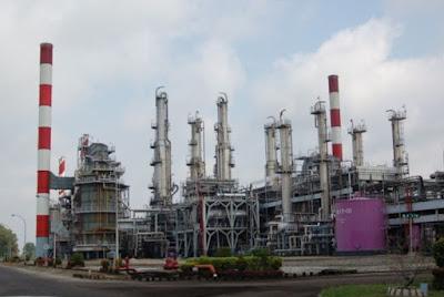 Refinery Unit II Dumai