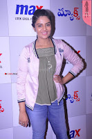 Sri Mukhi in Denim and Jacket at Max Summer Collection Launch  Exclusive 021.JPG