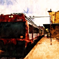'El tren (M.T. Cárthaigh)'