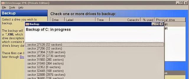 Δωρεάν εφαρμογή για Backup ολόκληρου του σκληρού δίσκου