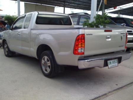 2006 Toyota Hilux Vigo D4D E Extra Cab Pick up to Kenya ...