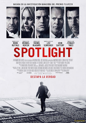 Spotlight 2015 DVD R1 NTSC Latino