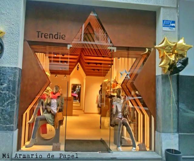 Entrada Tienda Trendie