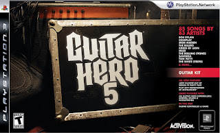 Cheat Guitar hero 5 PS3 Lengkap