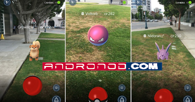 Download Pokemon Go v.0.29.3 Apk Terbaru For Android