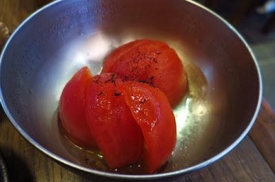 The Public Izakaya (大衆酒場) by Hachi, momotaro tomato