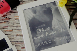 """Epic Romance Or A Cold Fish? Reviewing """"Shut Up and Kiss Me"""" by Julie Cannon"""