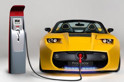 سيارات كهربائية تسلا مرسيدس bmw تكنولوجيا