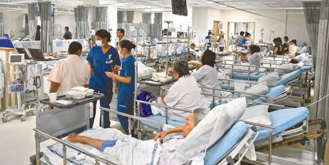 #Health,#Warning :Highly dangerous '#Superbugs' antibiotic-resistant bacteria found on nostrils and hands of many #hospital patients' !