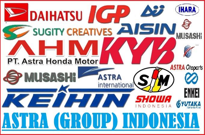 Operator Produksi (Astra Group)