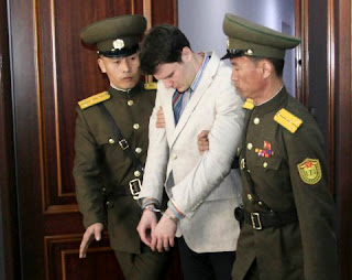 US student Otto Warmbier who died in North Korea