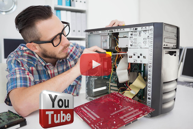 Youtube channels to learn how to repair PCs 2