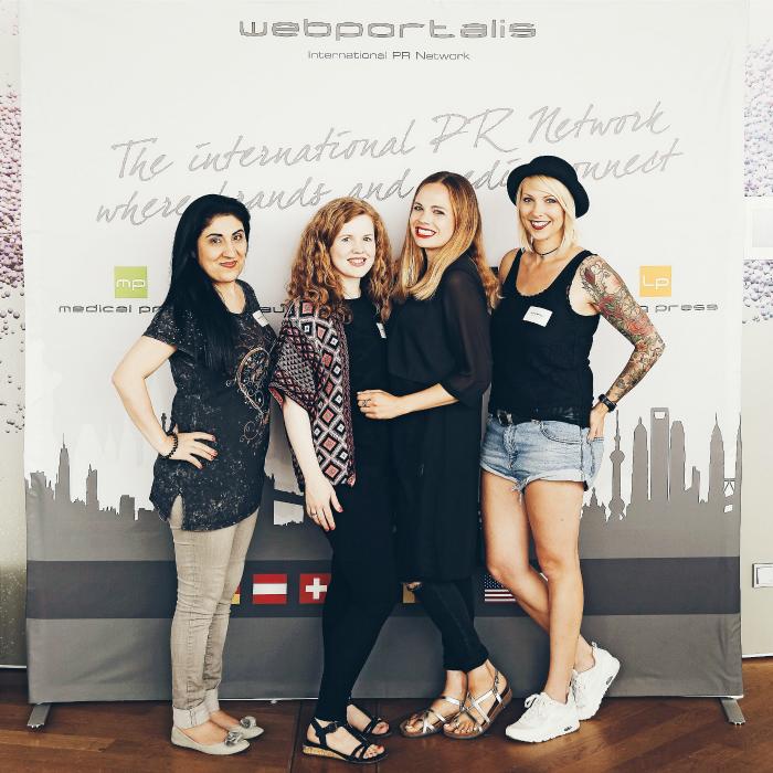 Beautypress Blogger Event Köln 2016 - Madame Keke, I need Sunshine, Ekulele & La vie de Boite