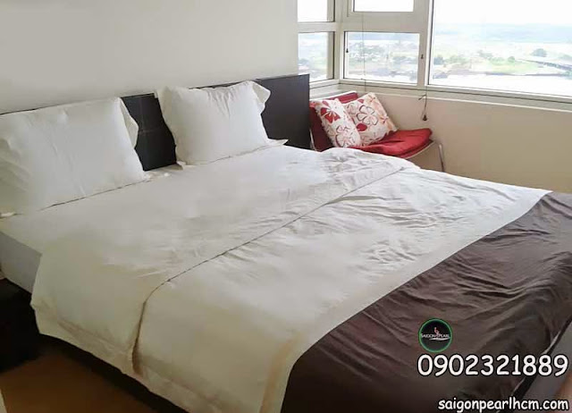 Luxuriously Decorated Saigon Pearl Apartment for Rent, 2 BR, USD1200