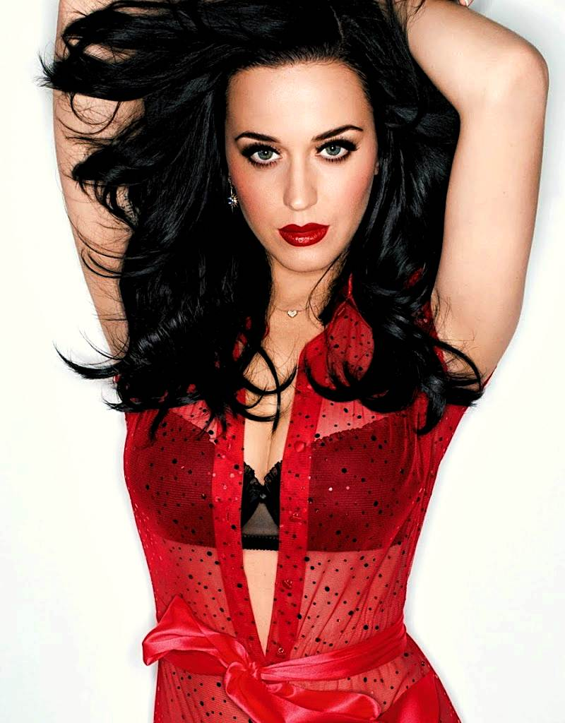 If you are looking for information on the list of the most beautiful women,  then Katy Perry's name will always fill the top.
