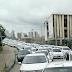 Taxistas de Natal e região metropolitana realizam grande protesto na capital