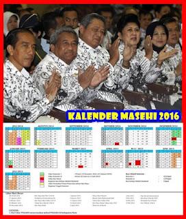 Aplikasi Kalender Masehi