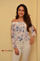 Actress Pragya Jaiswal Latest Pos in White Denim Jeans at Nakshatram Movie Teaser Launch  0022.JPG