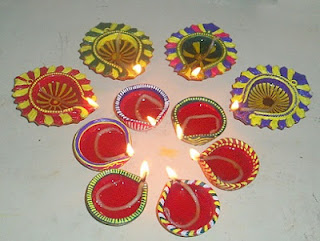 Diwali Diya Decoration Ideas Decorative Diyas Wallpapers