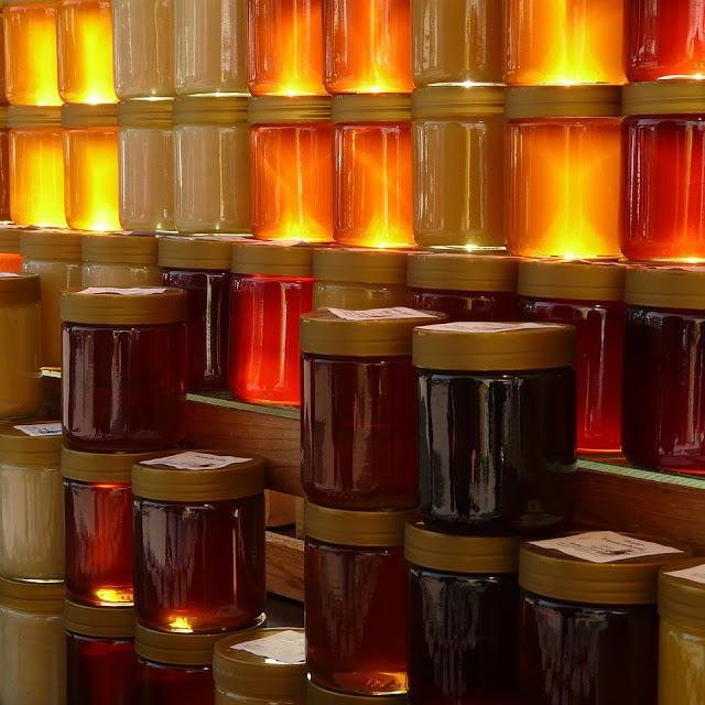 Tips menyimpan madu