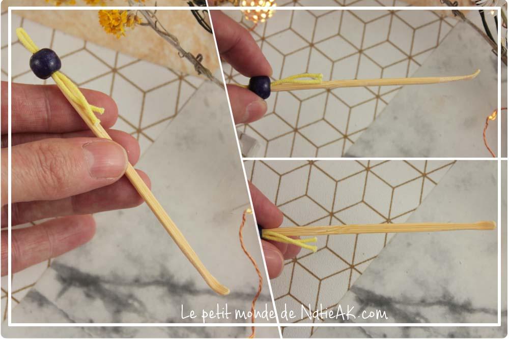 coton tige réutilisable
