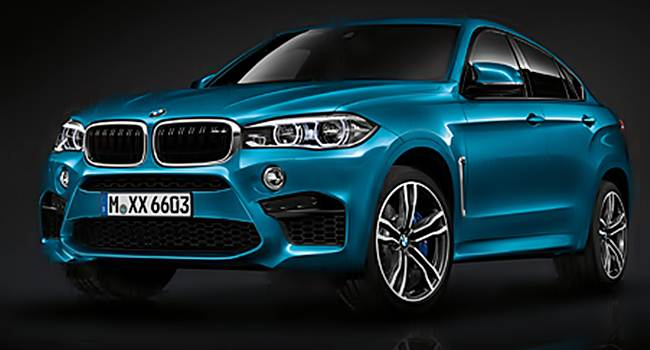 2017 BMW X6M Redesign Interiors