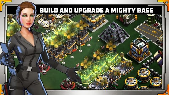 this is a cracking android app to produce amount the fourth dimension Battle Command 1.0 APK