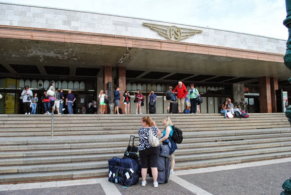 j k railway stations in venice - photo#27