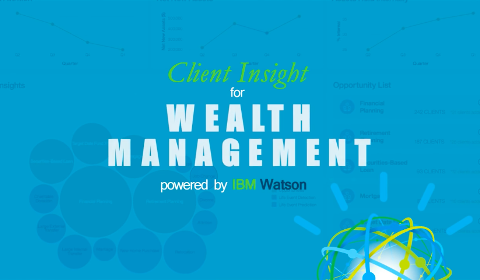 IBM Client Insight for Wealth Management