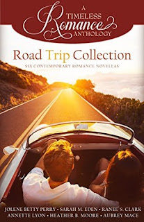 Heidi Reads... A Timeless Romance Anthology: Road Trip Collection by Jolene Betty Perry, Sarah M. Eden, Annette Lyon, Heather B. Moore, Aubrey Mace, Ranee S. Clark