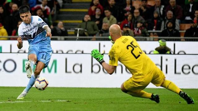 Hasil Coppa Italia: Kalahkan Milan, Lazio ke Final