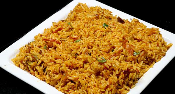 how to make tomato rice thakkali sadam is quick and easy - Rice Kitchen