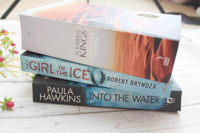 Summer book haul - www.nourishmeblog.co.uk