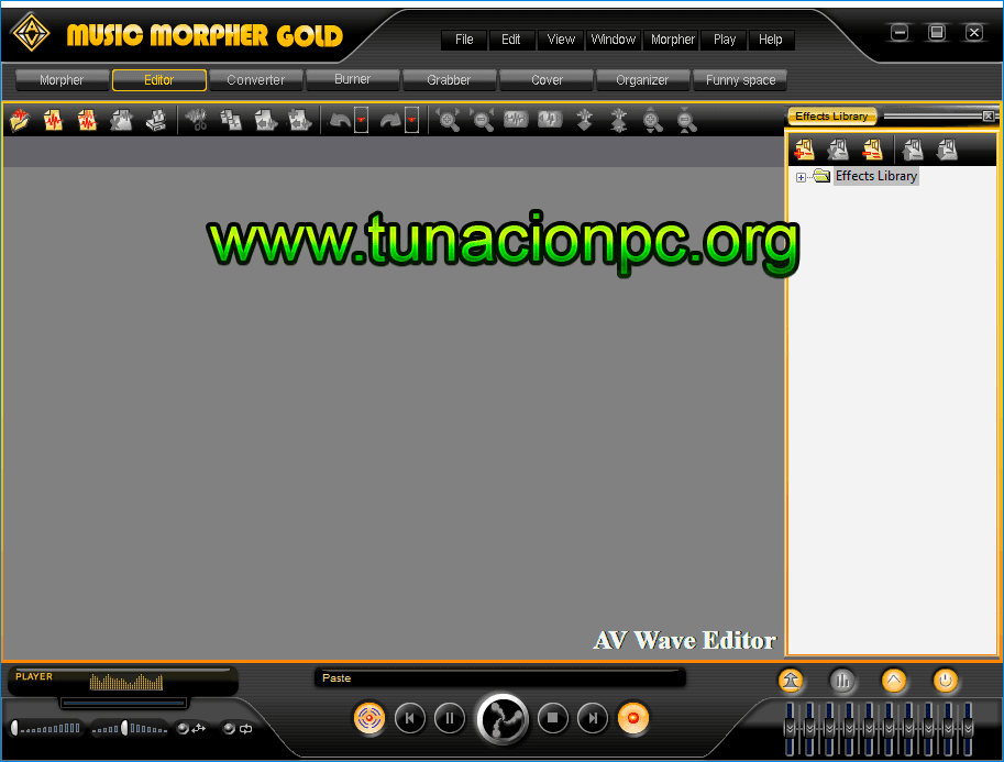 AV Music Morpher Gold Full