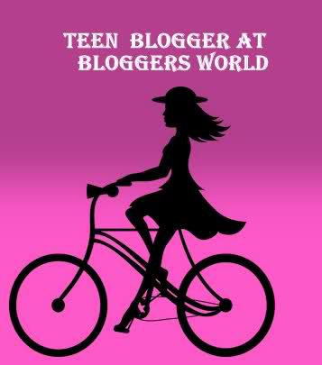 Am a teen blogger