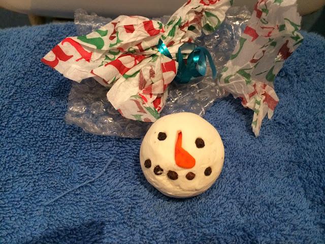 Mr Frosty Bath Creamer