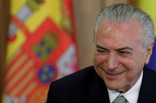 Temer critica proposta de fechar fronteira do Brasil com a Venezuela
