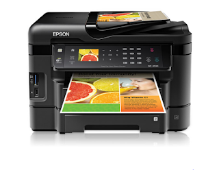 Epson WorkForce WF-3530DTWF Driver