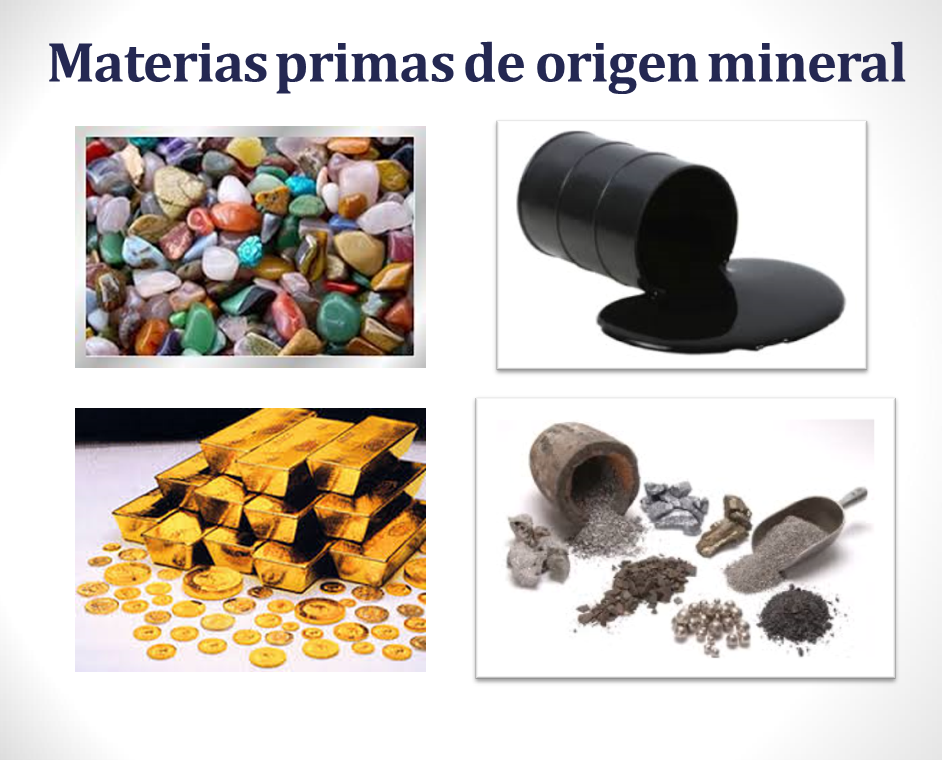 Materias Primas Imagenes Related Keywords