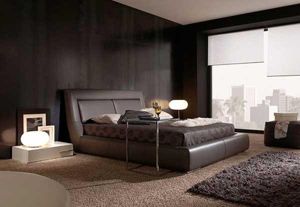 Ideas y consejos para decorar dormitorios masculinos - Ideas pintar dormitorio ...