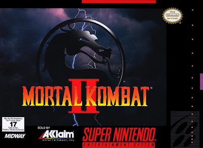 Review - Mortal Kombat II - Super Nintendo