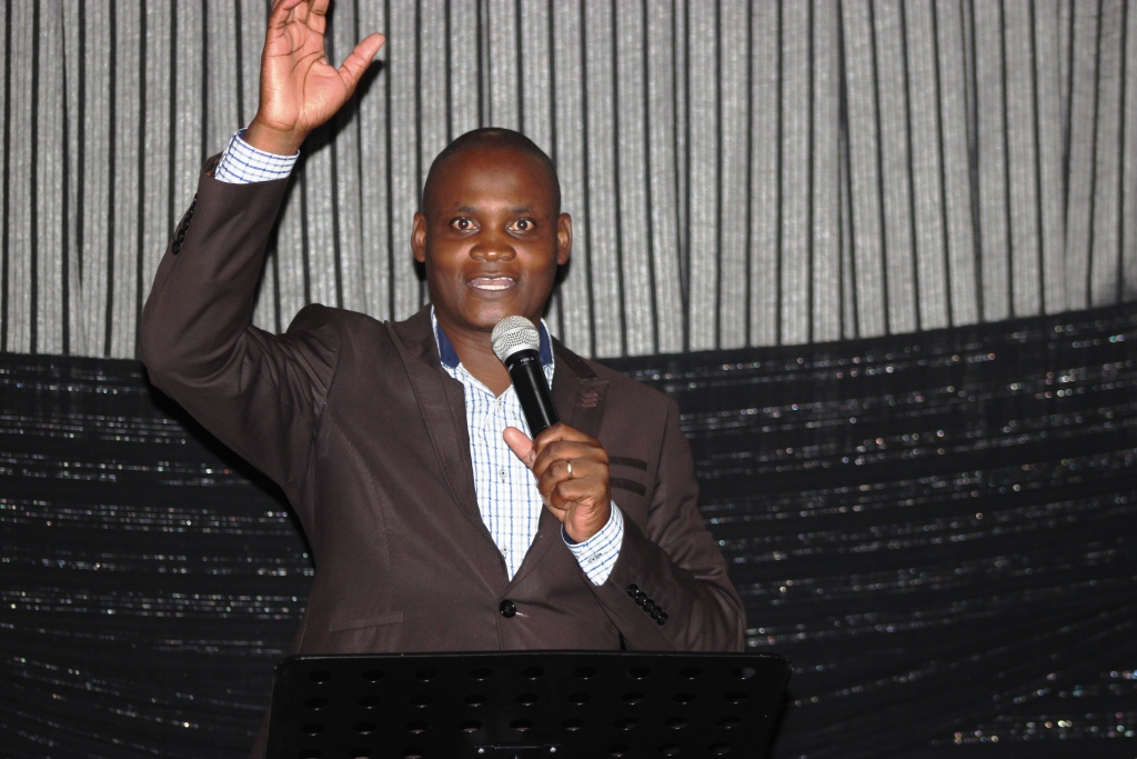 Benjamin Cannot Be Left to Die by Overseer Maxwell Chinoruma | His Glory Men's Conference