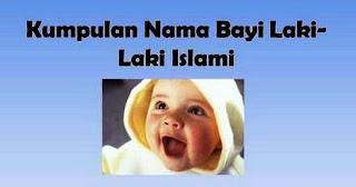 Nama Bayi Laki Laki Islam Dan Artinya