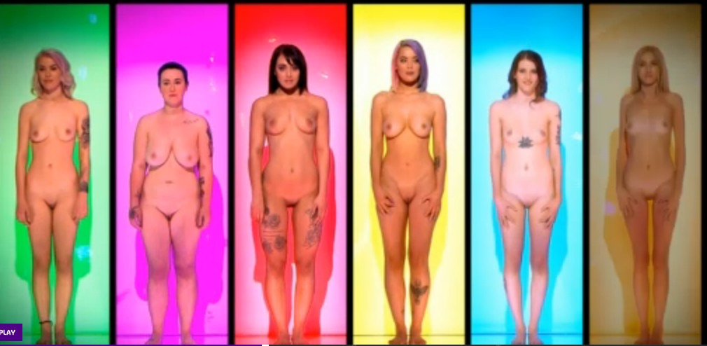 Naked attraction season 1 episode 2