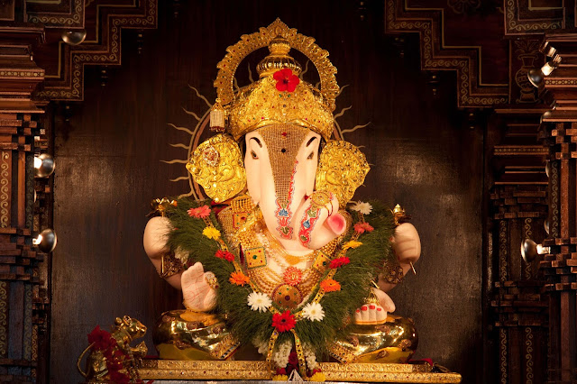 Shri Ganesh Wallpaper HD