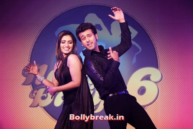 Ripu Daman Handa and Shivangi Verma, Meet the Nach Baliye 6 contestants - 2013
