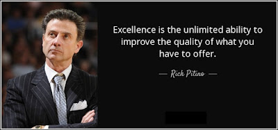 Excellence Quality Quotes