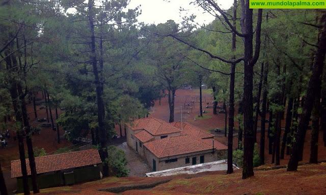 El Cabildo refuerza la protección del Parque Natural de Cumbre Vieja contra los incendios forestales