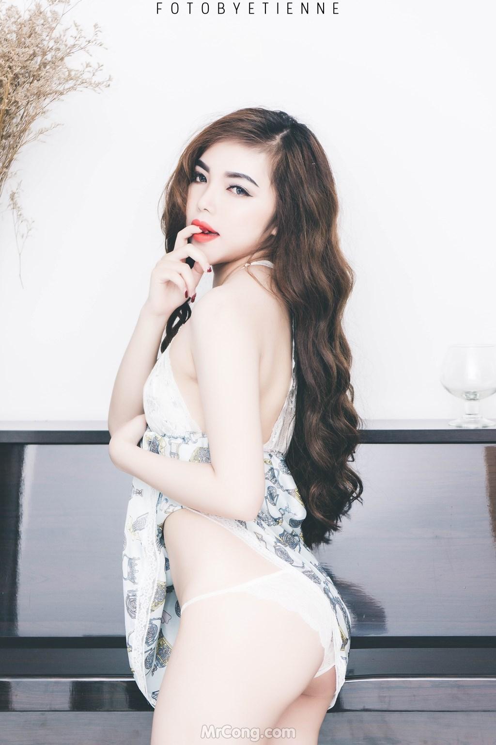 Image Sexy-Vietnamese-Models-by-Le-Blanc-Studio-Phan-1-MrCong.com-015 in post Những bức ảnh nội y, bikini siêu nóng bỏng của Le Blanc Studio - Phần 1 (465 ảnh)